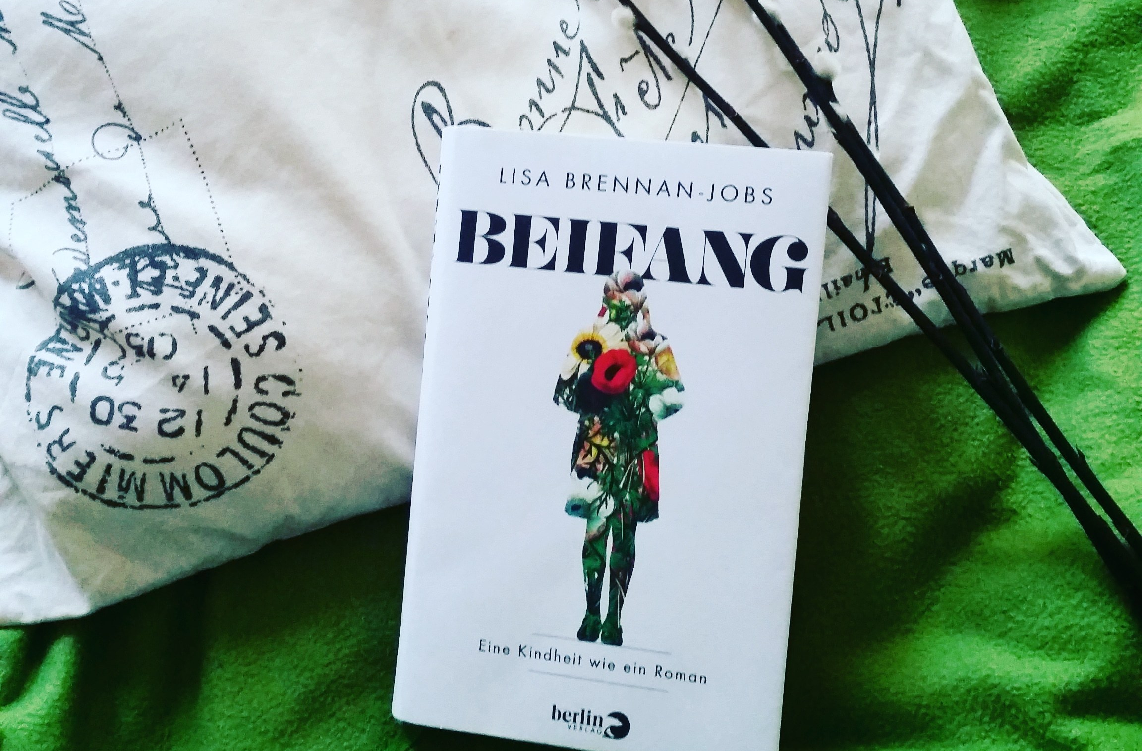 Beifang: Lisa Brennan Jobs, Rezension