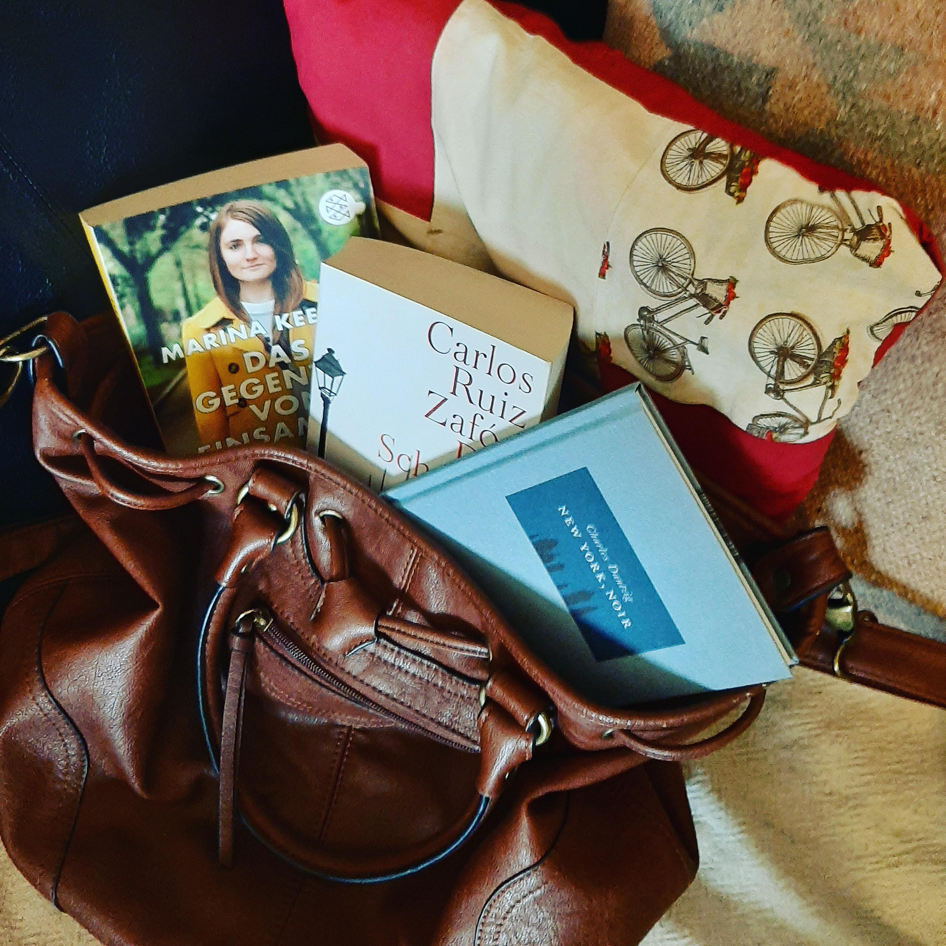 Taschenbücher für die Reise