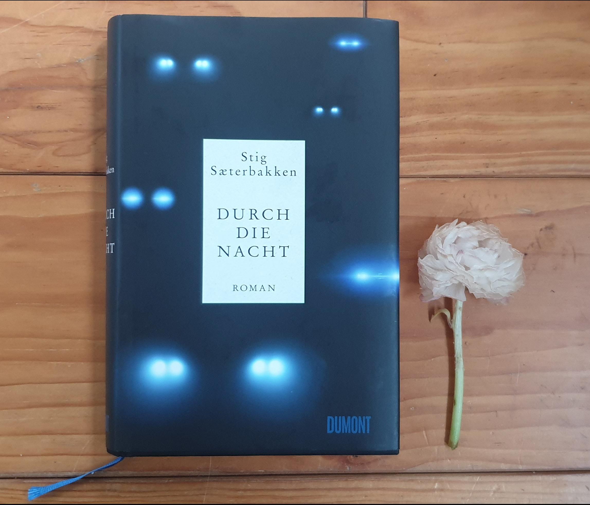Stig Saeterbakken - Durch die Nacht