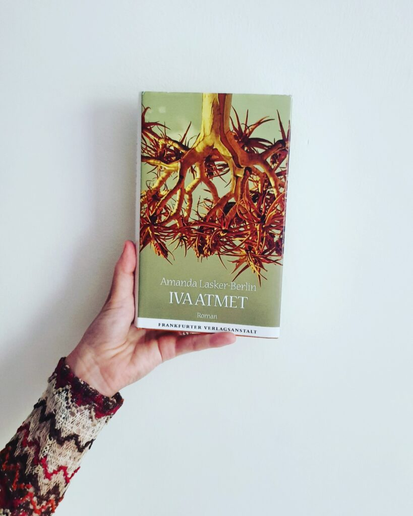 """Iva Atmet"" von Amanda Lasker-Berlin"